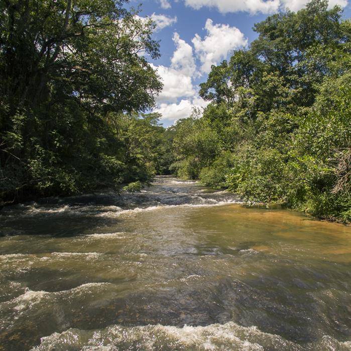 Cachoeira Pousada Roccaporena